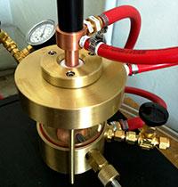 Дуговая плавильная печь 5 Single Arc
