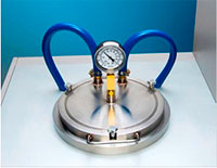 Высокотемпературная лабораторная вакуумная печь серии LF